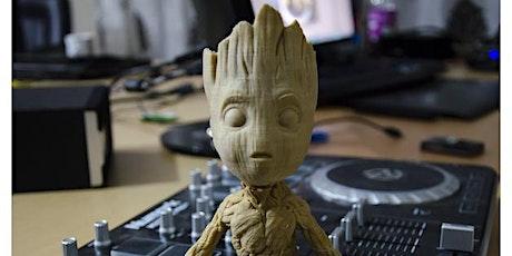 Lehi Kiln Free Intro to 3D Printing Class entradas