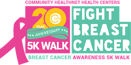 20th Anniversary Breast Cancer Awareness 5K Walk tickets