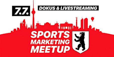 Sports Marketing Meetup #6 Tickets