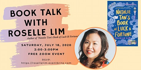 Book Talk with Roselle Lim tickets