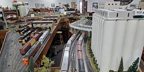 Twin City Model Railroad Museum - Day Time Tickets tickets