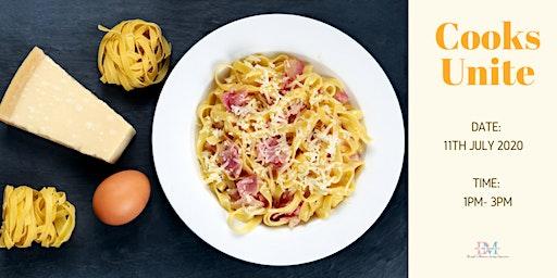 Cooks Unite (Virtually)