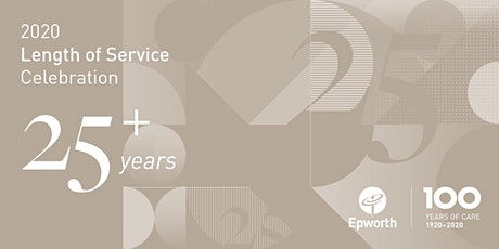Length of Service Celebrations: 25+ Years tickets