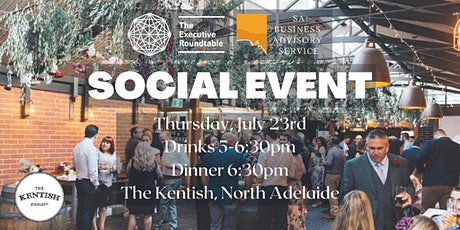 Social Event with The Executive Roundtable & SABAS tickets