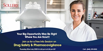 Career and Internship Opportunities in Drug Safety and Pharmacovigilance