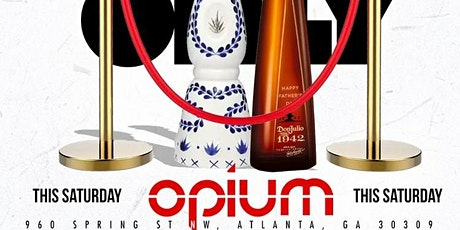 Opium Saturdays @Jassmina tickets