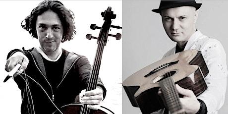 Ian Maksin & Gabriel Datcu Live in Chicago (Real Concert) tickets