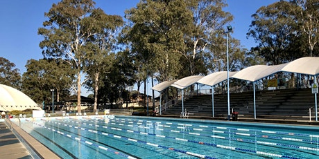 Max Parker Outdoor Pool Lap Swimming Sessions  - Sunday 12 July 2020 tickets
