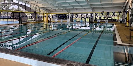 Birrong Indoor Lap Swimming Sessions - Monday 6 July  2020 tickets
