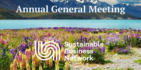 Sustainable Business Network's AGM tickets