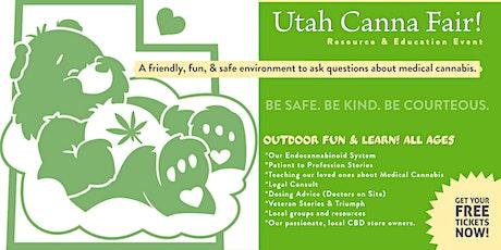 Utah Canna Fair tickets
