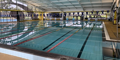 Birrong Indoor Lap Swimming Sessions - Wednesday 8 July  2020 tickets
