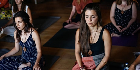 Embodiment Meditation tickets
