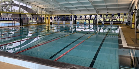 Birrong Indoor Lap Swimming Sessions - Sunday 12 July  2020 tickets
