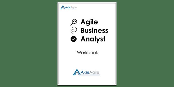 Agile Business Analyst(ABA)-Virtual Training, 22-23 April 2021 (AxisAgile) image