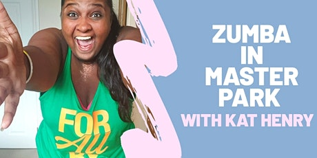 Zumba® in Master Park with Kat tickets