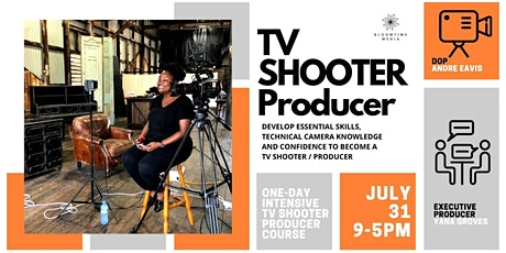 TV Shooter Producer course tickets