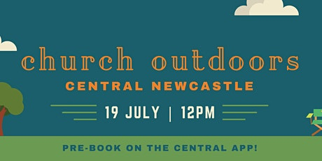 Church Outdoors with Central Newcastle tickets