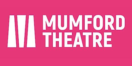 Mumford Workshops - Mask Workshop tickets