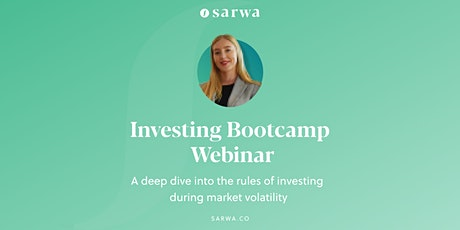A Deep Dive Into the Rules of Investing Webinar tickets