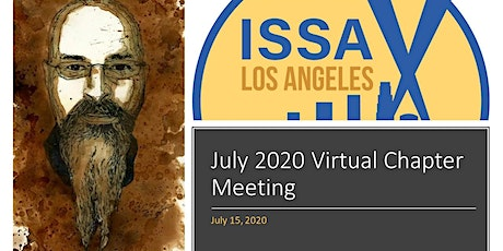ISSA-LA July 2020 Virtual Chapter Meeting tickets
