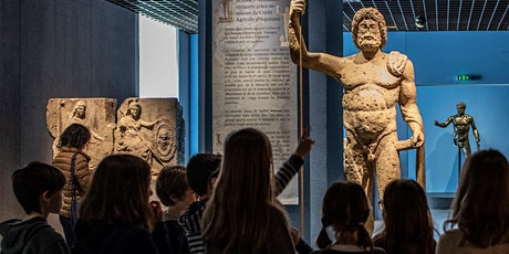 L'été au musée d'Aquitaine | Visites contées : Mythes de l'Olympe tickets