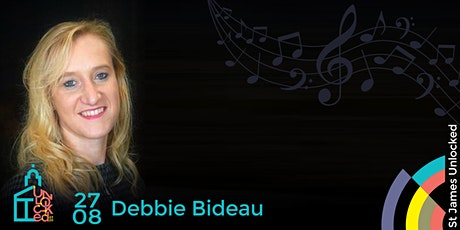 Debbie Bideau: a selection of famous Lieder tickets