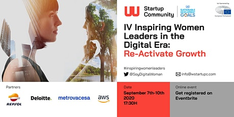 IV Inspiring W Leaders in the Digital Era tickets