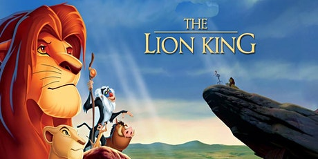Peachy Cinema The Lion King 1994 (U) tickets