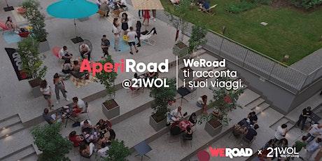 AperiRoad - Milano @21WOL biglietti