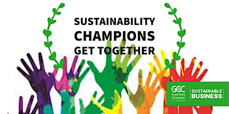 Sustainability Champions Get Together tickets