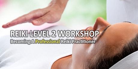 Okuden Reiki Healing Workshop (Reiki Level 2) tickets