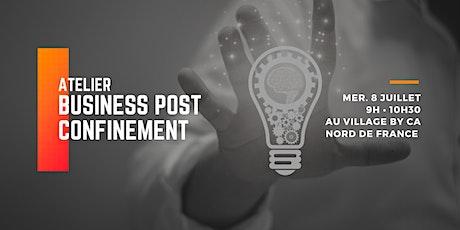 ATELIER Business post-confinement : votre checking marketing en 5 points  billets