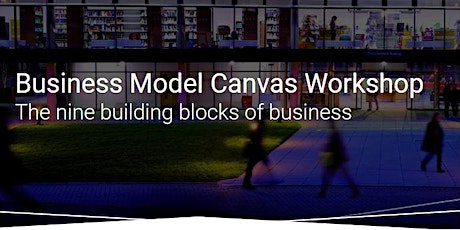 Business Model Canvas for your Clean Growth Innovation - September 2020 tickets