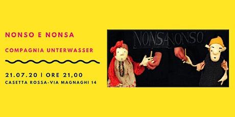 Nonso e Nonsa biglietti