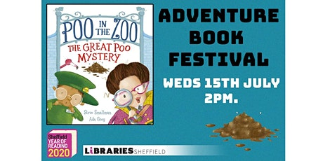Poo in the Zoo with Steve Smallman tickets