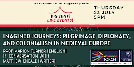 Live Event: Imagined Journeys: Pilgrimage, Diplomacy, and Colonialism in Me tickets