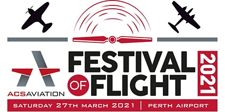 ACS Aviation - Festival of Flight 2021 tickets