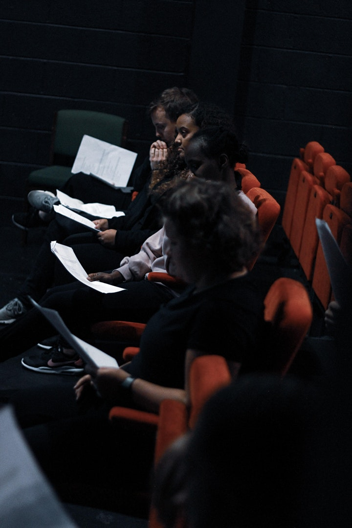 Vision Centre for Actors Auditions image