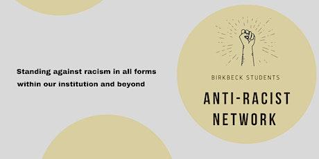 Birkbeck Students Anti-Racist Network (SARN): Students and Alumni Meeting tickets