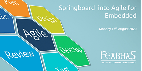 Springboard into Agile for Embedded tickets