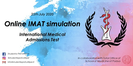 Livestream Correction of Online IMAT Simulation - 1st August 2020 tickets