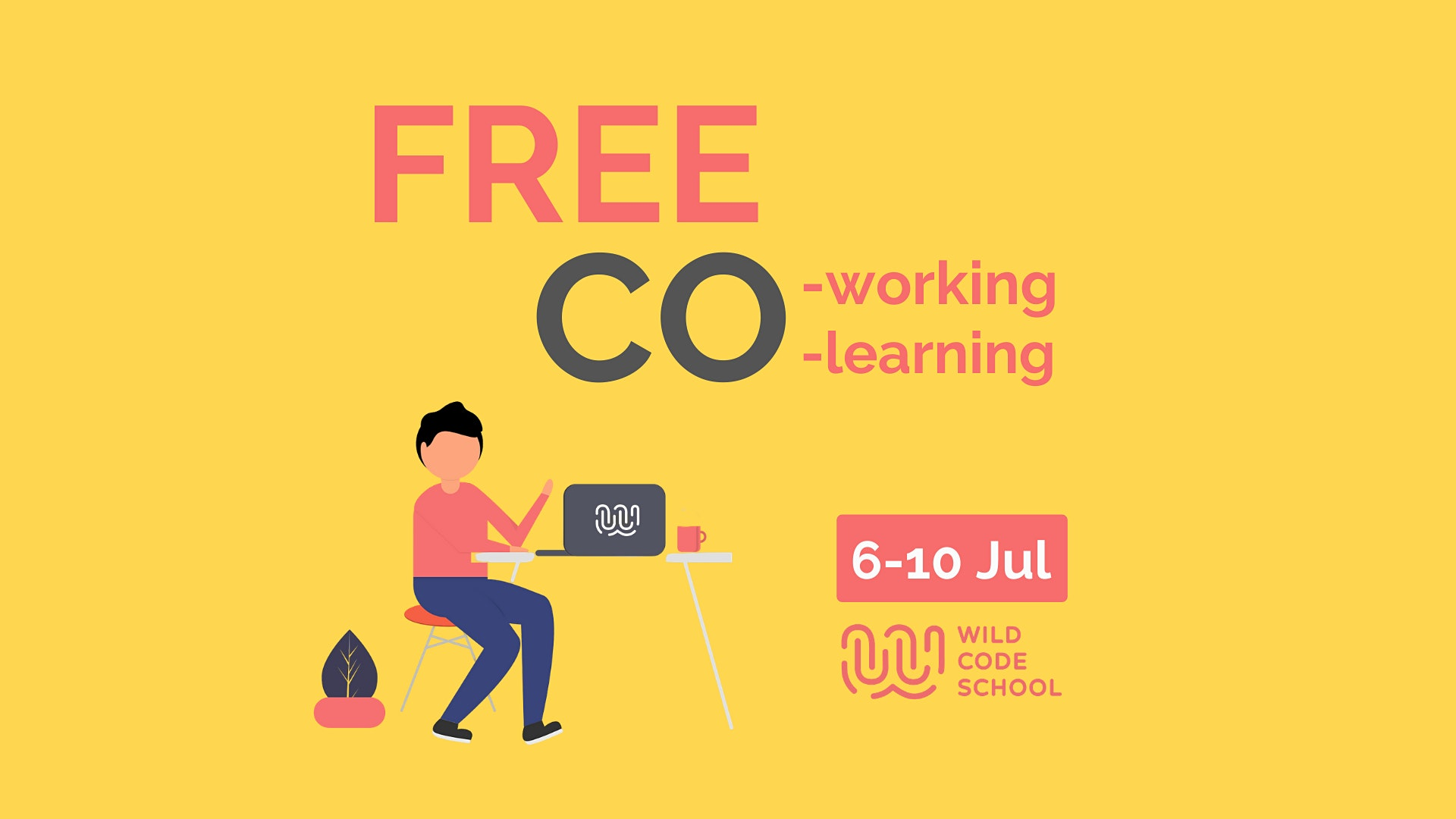 Free co-working / co-learning