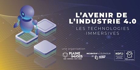 INDUSTRIE 4.0 & TECHNOLOGIES IMMERSIVES tickets