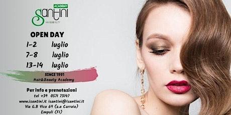 Open Day Santini Academy biglietti
