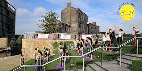 Kings Cross Outdoor Classes - Saturday 11th July tickets