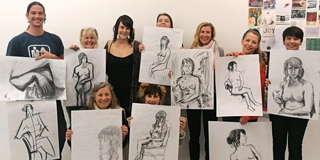 Life Drawing: Summer Holidays tickets