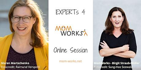 MomWorks Online: Entwickle ein Angebot, das  Kunden anzieht wie ein Magnet Tickets