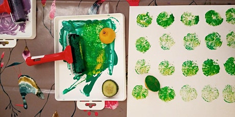 Monoprinting Workshop: Summer Holidays tickets