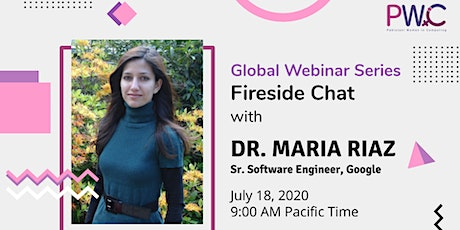 Fireside Chat with Dr. Maria Riaz tickets